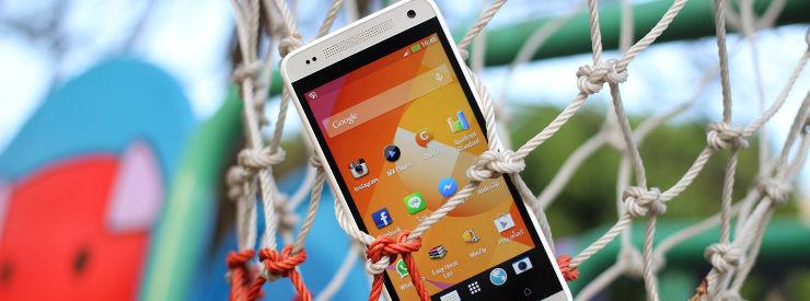Android smart telefon