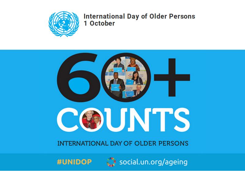 Internationella äldredagen